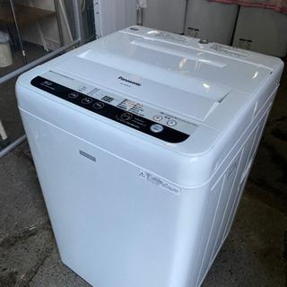 パナソニック全自動電気洗濯機NA-F50B10C 2017…