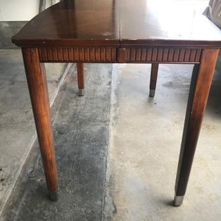 アメリカンダイニングテーブルセット