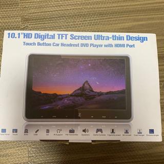 "新品未使用 10.1""HD Digital TFT Scr…"