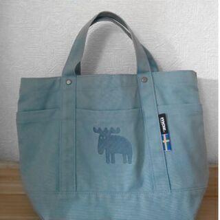 【USED】MOZ 帆布トートバッグ Mサイズ