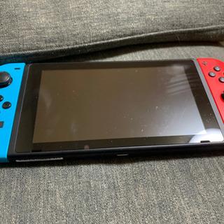 switch 旧型 本体 ※値下げしました!