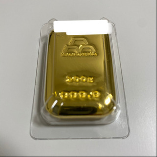 【ネット決済・配送可】純金 24K インゴット
