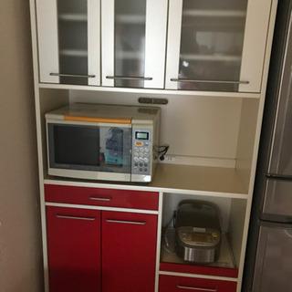 キッチン収納棚 あげます