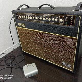 【ネット決済】エレキギター  アンプ vox ac50 cp2