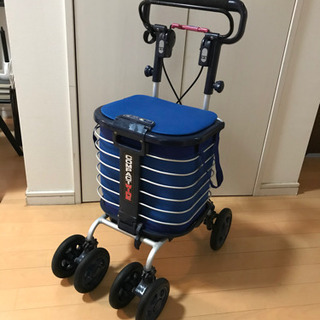 【値下げ】シルバーカー 折りたたみ式コンパクトワイヤー