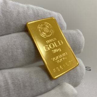 【ネット決済・配送可】純金 24K ゴールド インゴット   30g