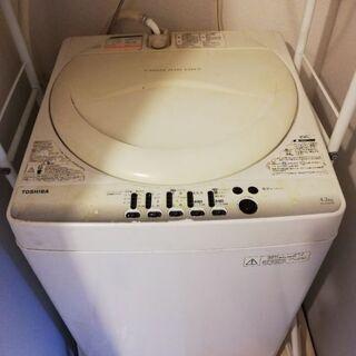 【ネット決済】【無料】洗濯機