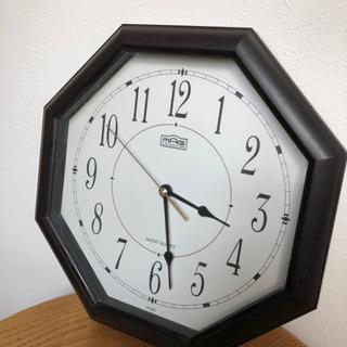 ★MUG 壁掛け時計