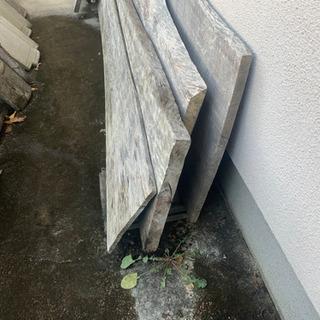 ヒノキ ケヤキ いちょう板の画像