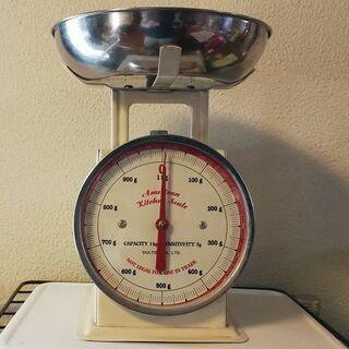 ダルトン キッチンスケール 1kg