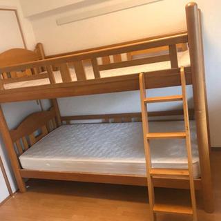二段ベッド - 売ります・あげます