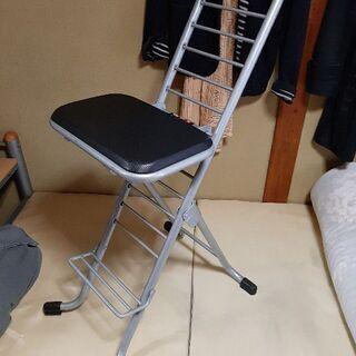 プロワークチェアー  折り畳み椅子