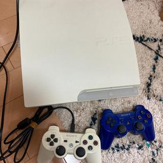 PS3 本体 PlayStation3 各種ソフト付 cech-...