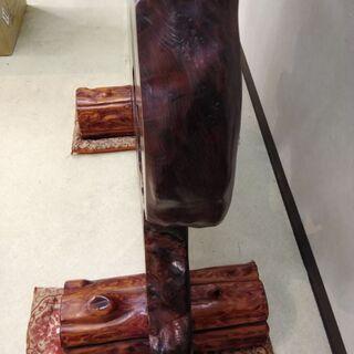 天然木 木の置物 工芸品 インテリア - 福井市