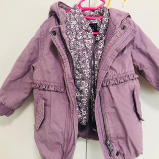 GAP紫色のジャンパー18-24ヶ月サイズ