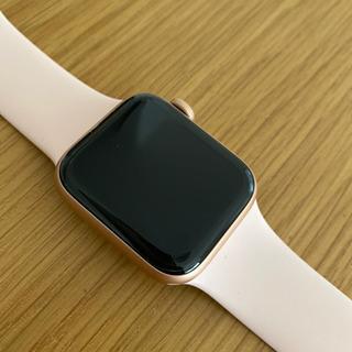 【ネット決済・配送可】Apple WatchSE