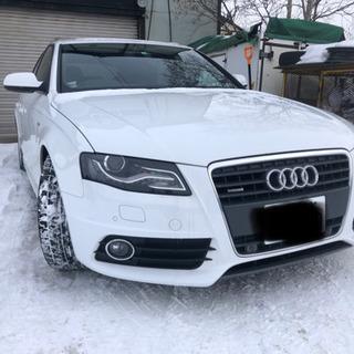 Audi A4 quattro S line