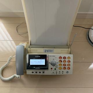 ブラザーファックス FAX-310DW  値下げ2500円…
