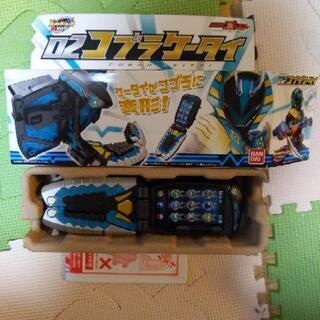 仮面ライダーゴースト コブラ携帯