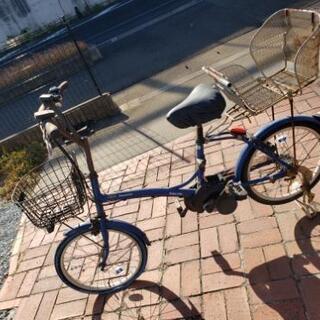 パナソニックPanasonic 電動自転車 小径タイプ ドアラエ...