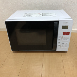 オーブンレンジ YAMAZEN YRC-161V