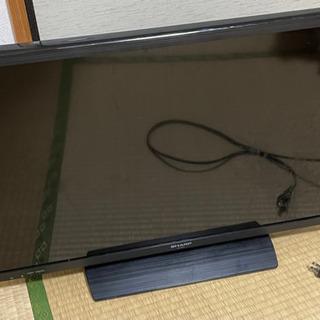 SHARP  AQUOS 液晶テレビ32型 ジャンク品
