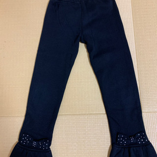 140 女児ズボン 2本セット - 子供用品