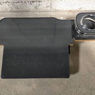 モビリオスパイク用 フロントテーブル ドリンクホルダー