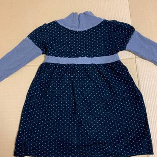 140 女児服 2枚セット - 子供用品