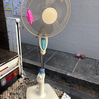 床置き 扇風機