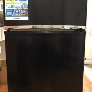 冷蔵庫 2016年製 90ℓ 31日受け取りできる方