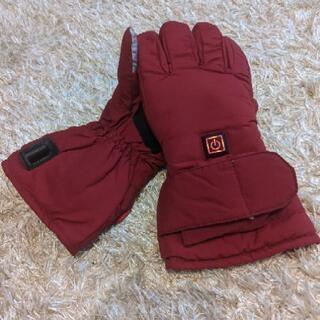 暖かい!充電式!手袋グローブ