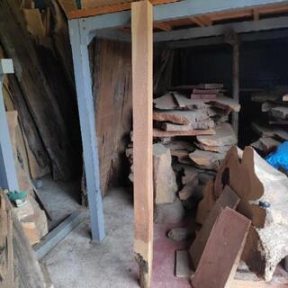 柱 角材 木材 約210×11.5×11.5 けやき