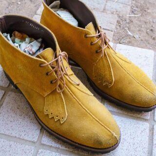 Iroquoisイロコイ靴