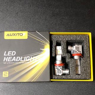 【ネット決済・配送可】LED ヘッドライト H11