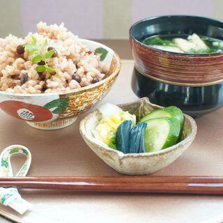 岡山県玉野市(zoom対応)もっちり酵素玄米炊き方講習会