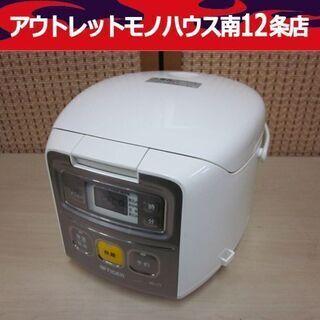 炊飯器 マイコン炊飯ジャー 3合炊き 2015年製 タイガー J...