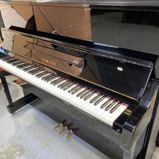 ヤマハのスタンダードアップライトピアノYM10