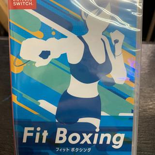 新品 未開封 Fit Boxing (フィットボクシング)…