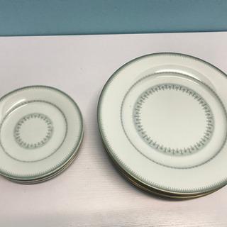 ノリタケ チャイナ 未使用 小皿4枚 中皿6枚 セット