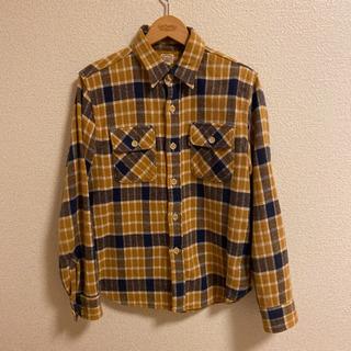 cootie チェックシャツ