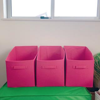 ピンクのカラーボックス 、インナーボックス