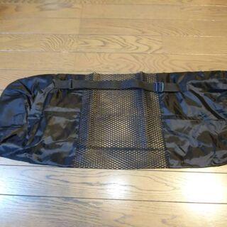 巾着のメッシュバッグ