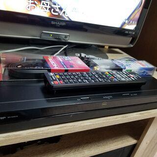 ☆Nシリーズ!Wチューナー&500GB!AQUOSブルーレイBD...