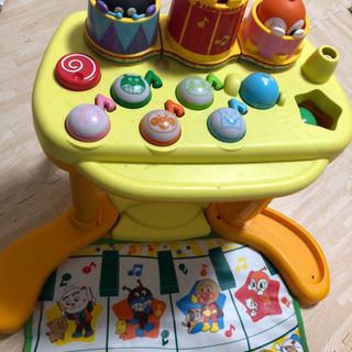 アンパンマン ボタンで楽しむおもちゃ