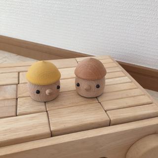 こまーむ どんぐり 木 カタカタ 知育玩具