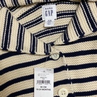 新品子供セーター90cm GAP - 目黒区