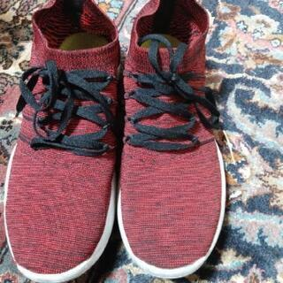 靴、美品。