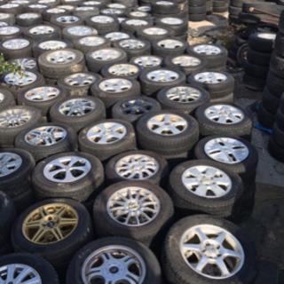 中古タイヤ専門店、スタッドレスタイヤセール中、タイヤのハン、大府市
