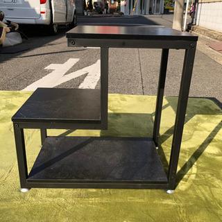 踏台 テーブル 物置き 用途色々